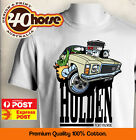 YOUTH Holden Shirt - HJ Kingswood (Black or White)