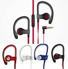 Beats By Dr. Dre Powerbeats 2 Wired In-ear Headphones Blue Red #ber45