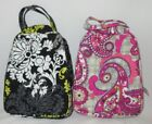 VERA BRADLEY LUNCH BUNCH YOU CHOOSE BAROQUE PAISLEY MEETS PLAID BACK TO SCHOOL