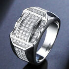HOT SALE Jewelry Fashion Diamond Male Ring Men's Ring Men's Classic Ring New