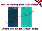 New Sony Xperia Z3 Compact D5803 D5833 Battery Back Cover Glass With Adhesive