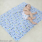 Внешний вид - Waterproof Reusable Baby Infant Mat Breathable Nappy Cover Change Urine Pad GIFT