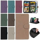 For Moto 9 Card Clip Wallet Flip PU Leather Magnetic Stand Soft Case Cover Skin