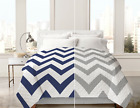 Regal Home Collections Chevron Design Quilt (Full/Queen) - Assorted Colors image