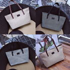 Yoocart Women Casual Canvas Tote Satchel Messenger large shoulder bag handbag