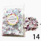 Mixed Flake Chunky Glitter Pot for Face Body Nails Eye Shadow Festivals Tattoo
