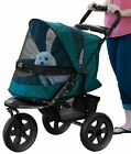 Внешний вид - New AT3 No Zip Stroller with elevated paw rest and Panoramic window in 3 colors