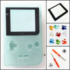 Nintendo Game Boy Pocket GBP Replacement Housing Shell Glow in the Dark BUTTONS!