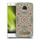 HEAD CASE DESIGNS INTRICATE PAISLEY HARD BACK CASE FOR MOTOROLA PHONES 1