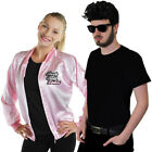 COUPLES 1950S COSTUMES ROCK N ROLL LADIES AND TEDDY BOY OUTFIT FILM FANCY DRESS