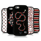 HEAD CASE DESIGNS CORAL SNAKES HYBRID CASE FOR APPLE iPHONES PHONES