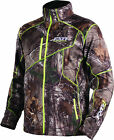 FXR Mens Realtree™ Xtra/Hi-Vis Elevation Tech Zip-Up Sweater Fleece