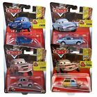 Cars 2 Paris Parts Market Series Race Diecast Metal Vehicles Disney Pixar Mattel