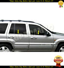 For+1999%2D2002+Jeep+Grand+Cherokee+Polished+Stainless+Window+Sills+Moldings+Trims