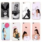 n8 phone - Ariana Grande Cat cell phone Silicone case for iPhone 5 5S SE 6 6S Plus 7 7 Plus
