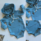 Baby Boys Hooded Tops T-shirt Romper Sweatshirt Hoodie Sweater Outwear Outfits