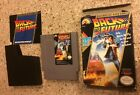 NES Complete in Box Lot, Rare Authentic Very Good, Pick A Game
