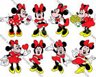 Minnie Mouse 2 Iron On Transfer