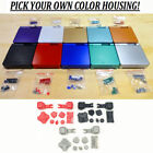GBA SP Game Boy Advance SP Replacement Housing Shell Pick A Color BUTTONS