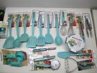KitchenAid kitchen utensils and towels in aqua sky (HAQA) each sold separately