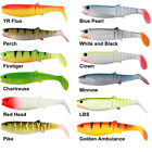 SAVAGE GEAR 6.8cm CANNIBAL SHADS SOFT LURES 10 PCS per pack CRAZY PRICE