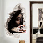 Happy Halloween Household Rooms Wall Sticker Mural Decor Decal Removable Terror