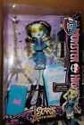NIB MONSTER HIGH DOLL 2012 FRANKIE STEIN SCARIS CITY OF FRIGHTS