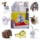 Poseable Pet Figures The Secret Life Of Pets 8cm Play Display Collection