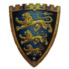 """BestSaller """"3 Lions"""" Shield (Multi-Colour). Shipping is Free"""