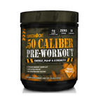 Grenade .50 Caliber Pre Workout 30 Servings 3 Flavors Free S