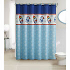 VCNY Christmas Chic 13 Pc. Fabric Shower Curtain Set - Assorted Styles