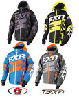 New 2018 FXR Boost X Snowmobile Jacket Black/Hi-vis/Orange/Blue/White 3X