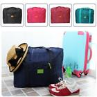 Foldable Waterproof Nylon Luggage Case Travel Storage Bag Large Capacity Useful