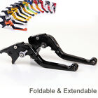 LeFor Triumph Thruxton 2004-2015 2014 2013 Folding Extending Brake Clutch Levers $29.99 USD on eBay