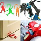 Flexible Hanging Man Stand Car Mount for iPhone Samsung