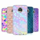 HEAD CASE DESIGNS MERMAID SCALES SOFT GEL CASE FOR MOTOROLA PHONES