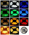 5m 12v Ip65/20 Waterproof 300 Led Strip Light 3528 Smd String Ribbon Tape Roll
