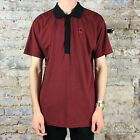 Insight Razor Sharp Mens Polo T-Shirt New - Red -  Size: L