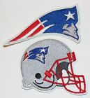NFL New England Patriots Embroidered Iron-on Patch FREE SHIP