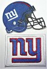 NFL New York Giants Embroidered  Iron-on Patch FREE SHIP