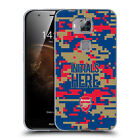PERSONALISED ARSENAL FC 2017/18 CREST AND LOGO SOFT GEL CASE FOR HUAWEI PHONES 2