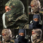 US Camouflage Army Cycling Motorcycle Cap Balaclava Hats Full Face Mask Outdoor