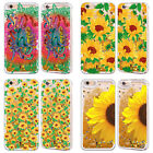 HEAD CASE DESIGNS SUNFLOWER GOLD GLITTER CASE FOR APPLE iPHONE SAMSUNG PHONES