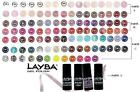 LAYLA LAYBA SMALTO GEL POLISH SEMIPERMANENTE - PARTE A -