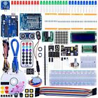 Quimat UNO R3 Project Starter Kit For Aruino,Complete Robotics Sensor Kit With