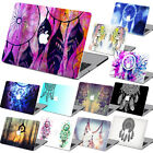 Dream Catcher Painted Rubberized Hard Case Cover For Macbook Pro Air 11 12 13 15