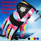 Child Winter Warm Waterproof Windproof Snow Snowboard Ski Sports Gloves