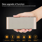 HIFI Bluetooth Speaker Subwoofer Super Bass Stereo Dual Loudspeakers TF FM Radio