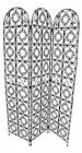 Wrougt Iron Room Divider Screen Partition Moroccan Separator Handmade Large