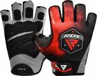 RDX Weight Lifting Gloves Gym Workout Training Fitness Bodybuilding Exercise WGS